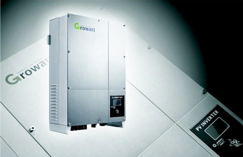Grid Tie Solar Inverters - Growatt
