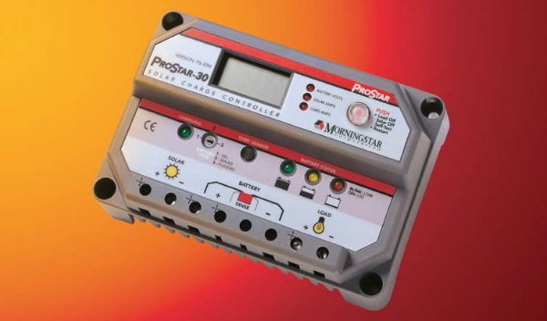 Solar Charge Controller - Morning Star Pro Star
