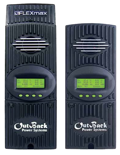 Solar Charge Controller - Outback FlexMax FM60-FM80