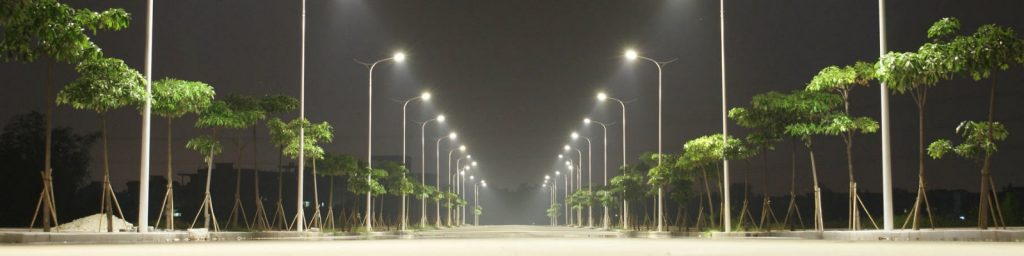 Lampu PJUTS Semi Integrated